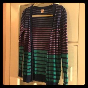 ⚠️2 for $10⚠️ Striped Cardigan